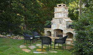 There Are Many Different Types Of Materials You Can Use To Create An  Outdoor Fireplace Or Patio. Outdoor Fireplaces Can Be Made Of Anything From  Concrete To ...