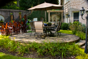 Some Popular Materials Used In Outdoor Fireplaces Range From Cast Concrete,  Brick, Stucco And Natural Stone. Here At Etowah Group, We Often Use Crab  Orchard ...