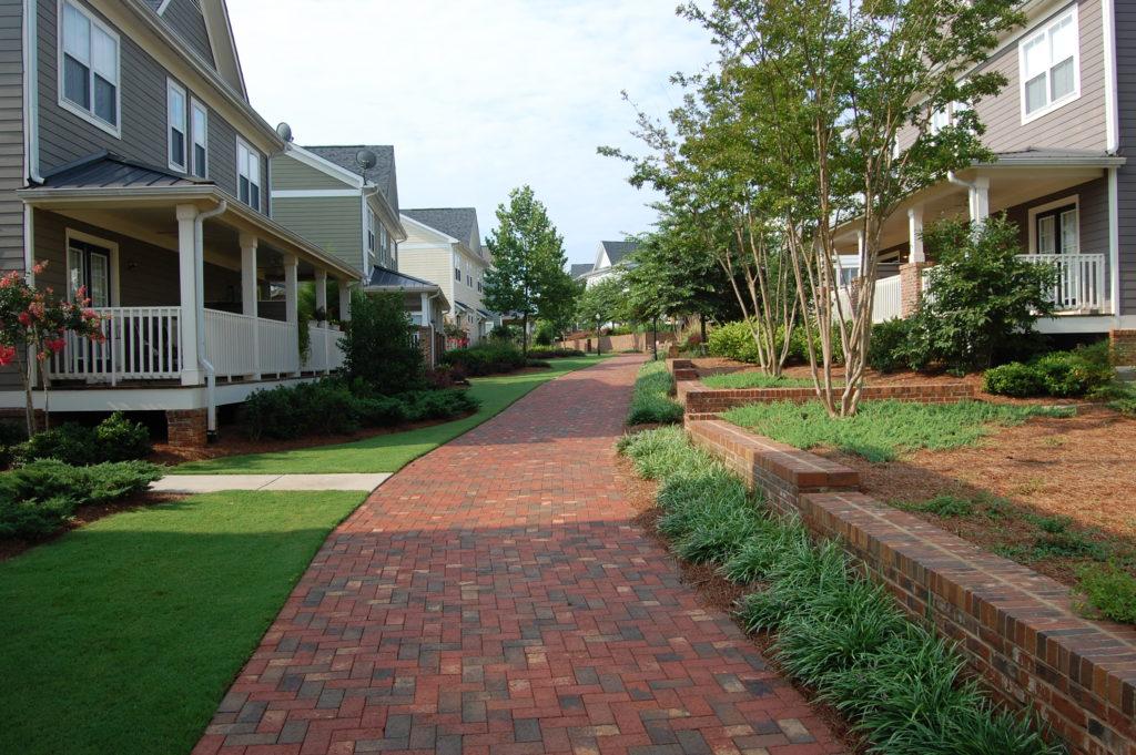 - Commercial Landscape Bid & Install